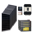 Kit résidentiel  MINI MARRAKECH MEDIUM LIFE (4kWh/m²)