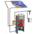 Chauffe eau solaire WAGNER auto vidangeable 250 litres