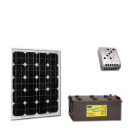 Kit PV BASIC MARRAKECH HIGH LIFE (4kWh/m²)