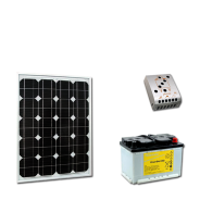 Kit PV BASIC MARRAKECH LOW LIFE (4kWh/m²)