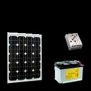 Kit PV BASIC MARRAKECH LOW LIFE (4kWh/m²)
