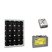 Kit PV BASIC MARRAKECH MEDIUM LIFE (4kWh/m²)