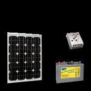 Kit PV BASIC MARRAKECH MEDIUM LIFE (4kWh/m²)