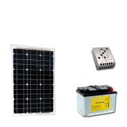 Kit PV BASIC MOMBASA LOW LIFE (6kWh/m²)