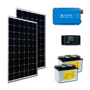 Kit PV MULTIMEDIA MADRID LOW LIFE (2kWh/m²)