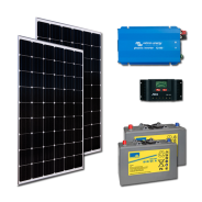 Kit PV MULTIMEDIA MADRID MEDIUM LIFE (2kWh/m²)