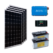Kit PV MULTIMEDIA PLUS MADRID MEDIUM LIFE (2kWh/m²)