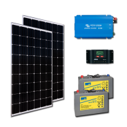 Kit PV MULTIMEDIA PLUS MARRAKECH MEDIUM LIFE (4kWh/m²)