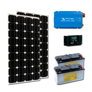 Kit PV MULTIMEDIA PLUS MOMBASA LOW LIFE (6kWh/m²)