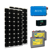 Kit PV MULTIMEDIA PLUS MOMBASA MEDIUM LIFE (6kWh/m²)