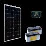 Kit ECLAIRAGE ET FRIGO MARRAKECH LOW LIFE (4kWh/m²)