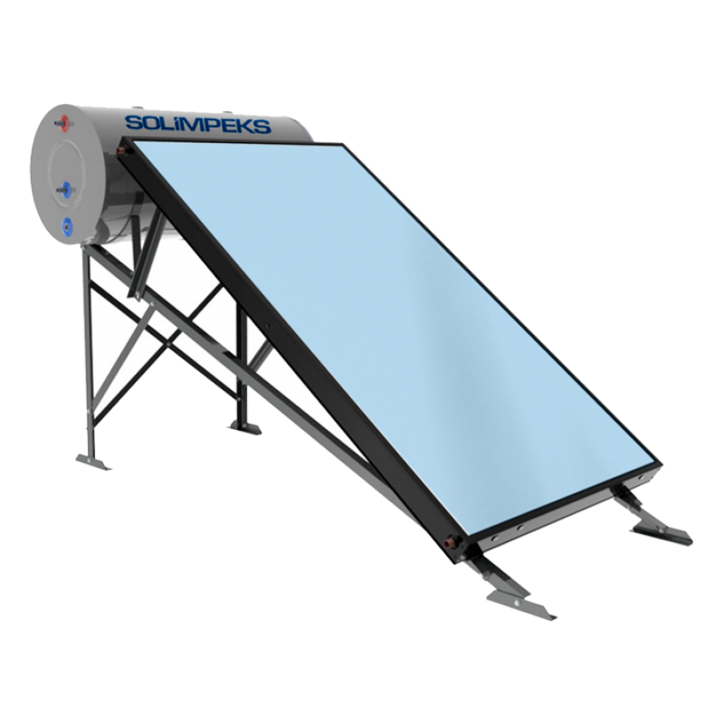 Thermosiphon Solar Water Heater Systems Solimpeks TSM 200