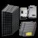 PACK RESIDENTIAL MAXI MARRAKECH MEDIUM LIFE (4 kWh/m²)