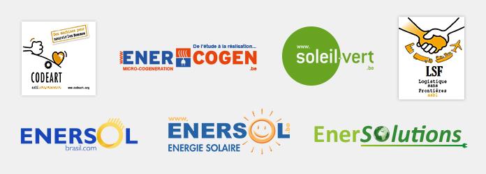 Etude et installation photovoltaïque - Nos partenaires