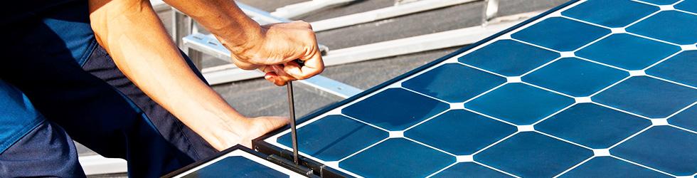 Etude et installation de site isolé photovoltaïque chez Eneroffgrid