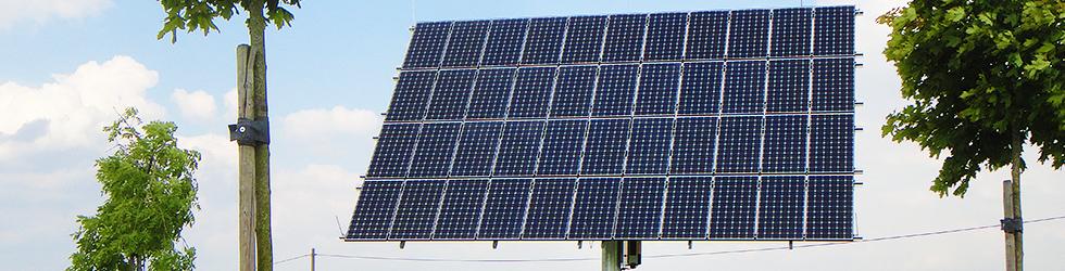 Etude et installation photovoltaïque
